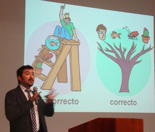 Presentación libro, Martín Bonfil