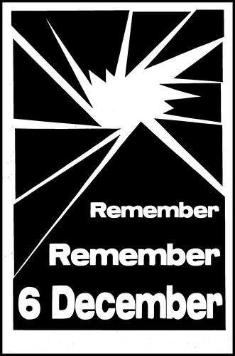 Remember, remember 6 December