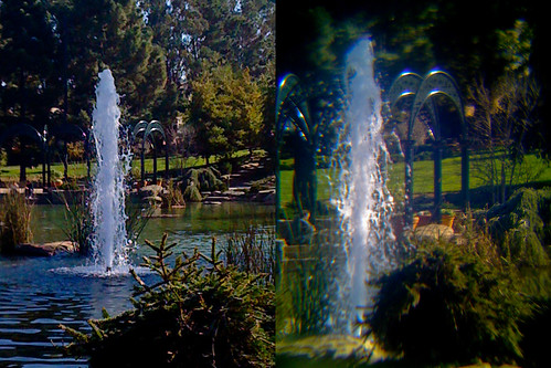Phone-O-Scope: Outdoor scene comparison