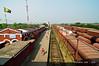 Coolie! The train is coming... (Neerod [ www.shahnewazkarim.com ]) Tags: ishwardi gettyimagesbangladeshq2