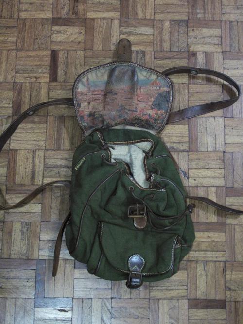 Green backpack 02