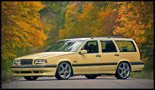 Volvo 850 T5-R wagon