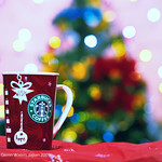 A Merry Coffee Christmas my friends. © Glenn E Waters (Front Page)  10,700 visits to this image.  Thank you.