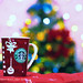 A Merry Starbucks Coffee Christmas my friends  © Glenn E Waters  Japan  Over