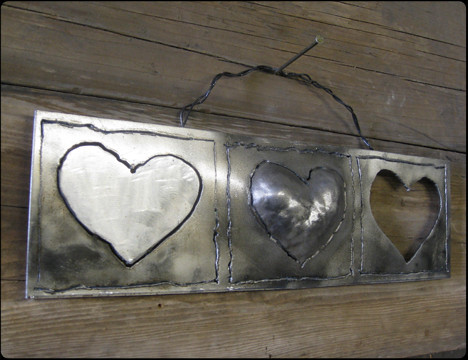 Heartland Steel Wall Art