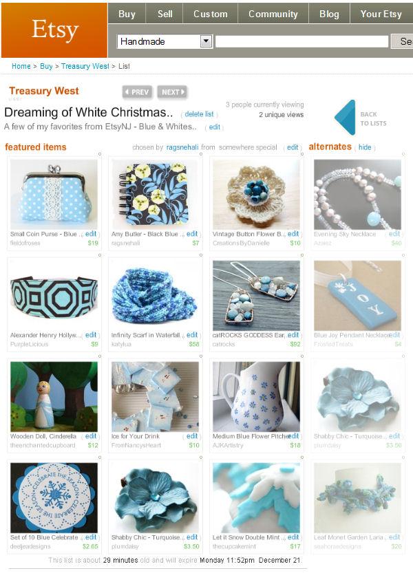 White Christmas 12-19-09
