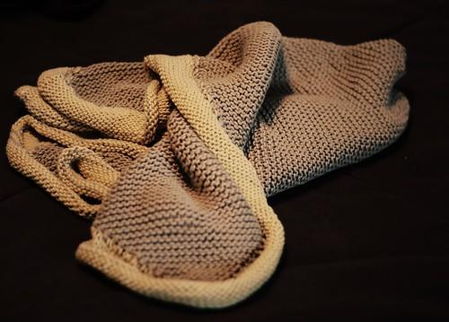 blanket - made by Stephanie