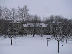 Klinik Waldau bei Ostermundigen , Kanton Bern , Schweiz (chrchr_75) Tags: schnee winter snow schweiz switzerland suisse swiss hiver bern neige christoph svizzera berne 2009 berna schlsser ostermundigen suissa 0912 kanton chrigu ittigen kantonbern brn schlssertour chrchr hurni chrchr75 chriguhurni hurni091221