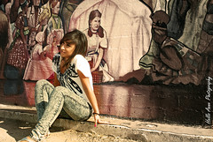 Susanna Photo Shoot  #3 (Hello_Anne7800) Tags: urban art downtown shoot sunny az phx