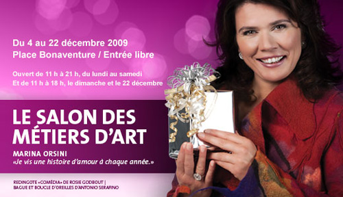 Affiche SMAQ 2009