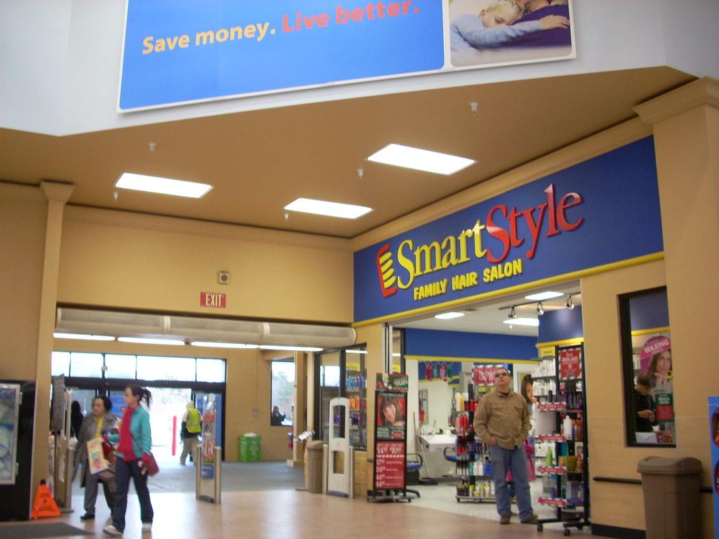 Walmart Smartstyle Salon Locations Controversy Over Social Media