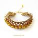beadwoven jewelry bracelet