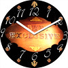 Bar Exclusive Clock