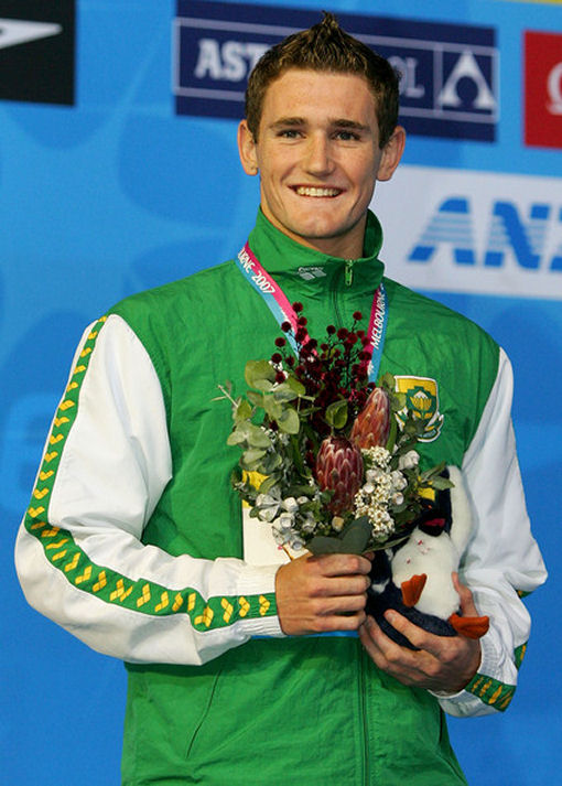 Pictures of Cameron van der Burgh