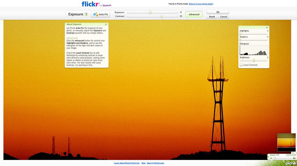 Does Google's Acquisition of Picnik Suggest That Google's Picasa is Getting Ready to Seriously Challenge Yahoo's Flickr Photo Sharing Site