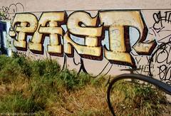 PAST Graffiti Piece - Placentia, CA (EndlessCanvas.com) Tags: yards graffiti pieces orangecounty oc past fills straights pastgraffiti