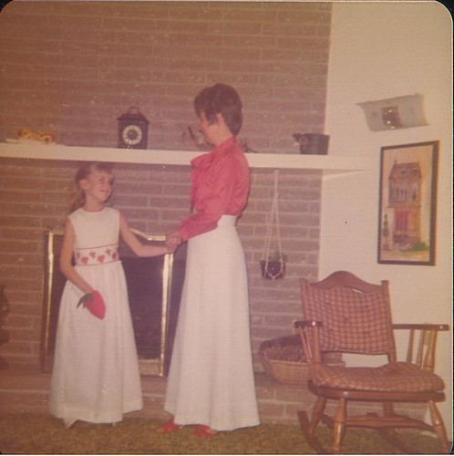 me with my mama--circa 1974