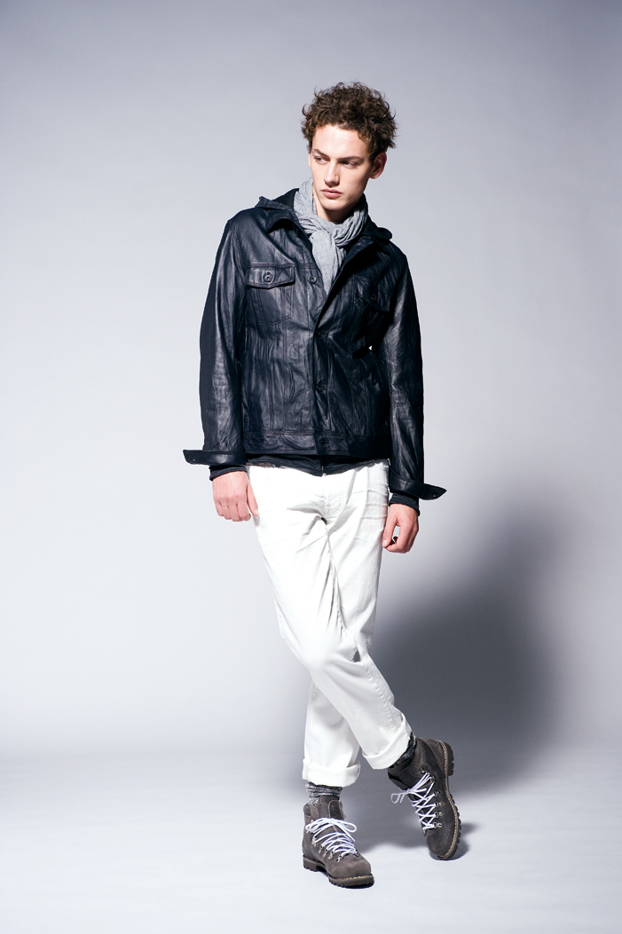 Jakob Hybholt0193_JOSEPH HOMME CASUAL 2011 Spring-Summer Collection(Official)