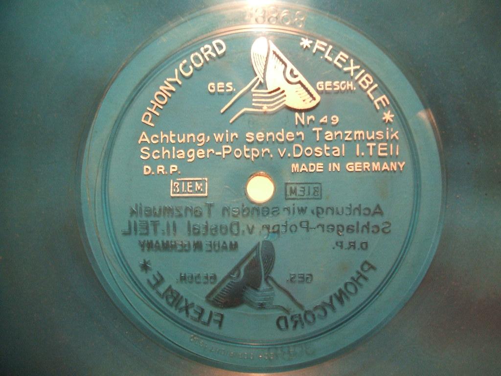 Disco PHONYCORD FLEXIBLE