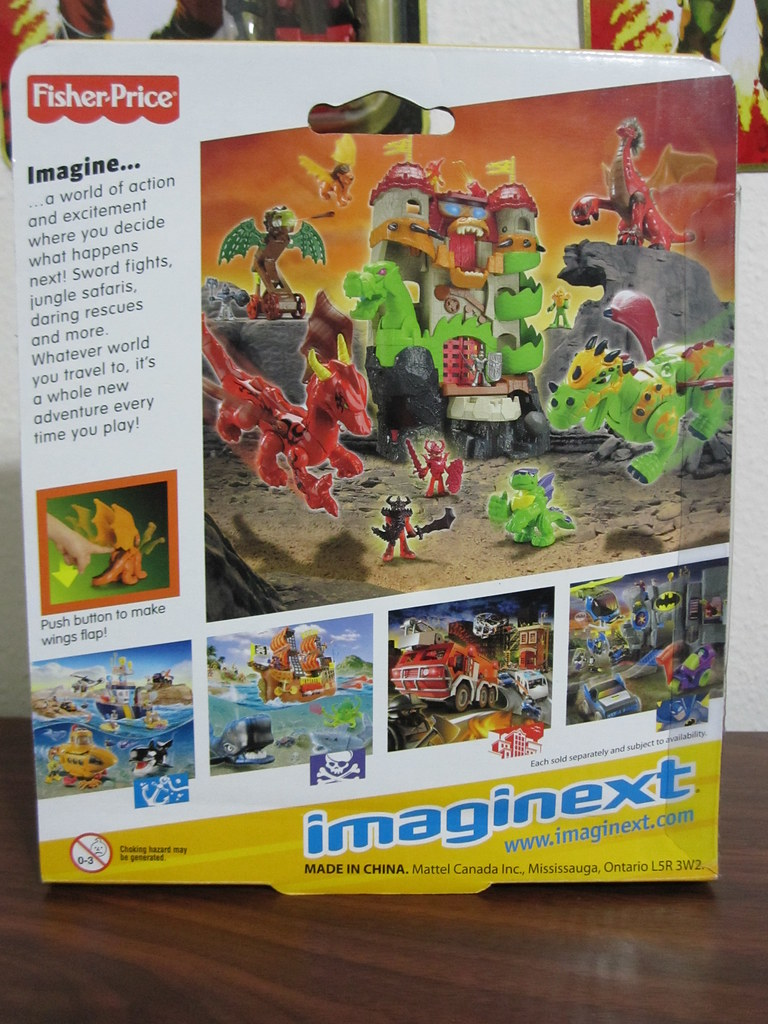 fisher price infinite hollywood