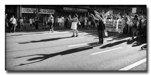 Manifestación 19-J (9) by Andrés Ñíguez