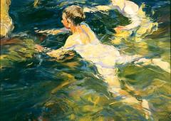 nadadores, jávea