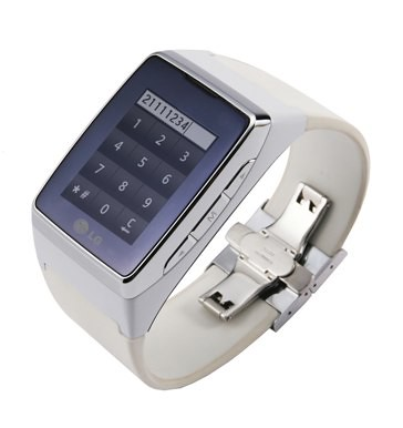 Touch Watch Phone, la montre téléphone de LG arrive en France