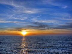 Summer sunset Algeria (albatros11) Tags: sunset sea summer sky naturaleza seascape nature azul landscape lumix algeria natureza natur himmel natura paisaje paisagem cu panasonic ciel cielo afrika atardeceres paysage landschaft sonne domingo hdr algrie blauer argelia mittwoch frica qua  arglia mircoles  algerien   photostars  fz28 panasonicdmcfz28