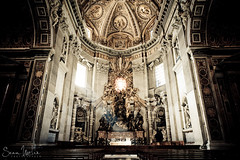 Altar Dramatica (Sean Molin Photography) Tags: european vacationeuropeitalyrome2009marchvacationitalli vacationeuropeitalyrome2009marchvacationitallian