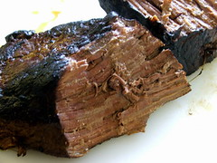 Slow-cooked Roast Beef