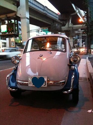 My Isetta in Tokyo