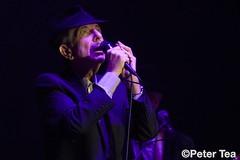 Leonard Cohen at McLaren Vale (PeterTea) Tags: show music concert live gig vale mclaren adelaide cohen leonard legend a700 petertea