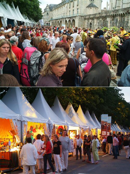 Festival Cournouaille 2009 - Quimper