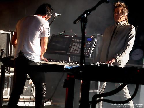Trent Reznor & Robin Finck | Nine Inch Nails