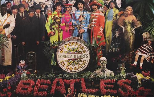 The Beatles Desktop Wallpaper 1680x1050 11