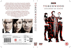 Torchwood Children Of Earth DVD cover