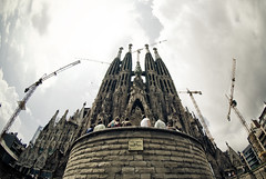Sagrada Familia, Antonio Gaudi per Adriano Agulló