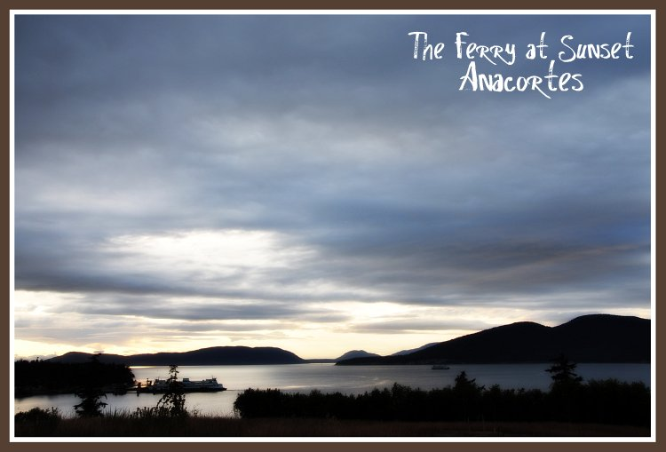 Anacortes Ferry