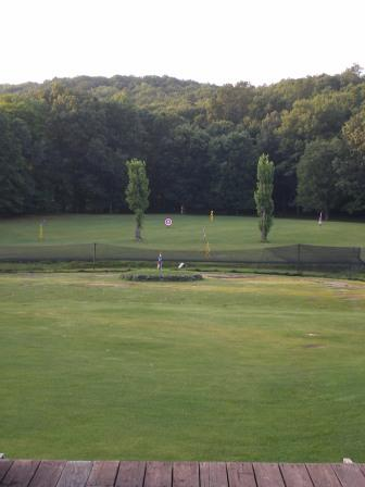 Driving Range at Belmont's Golf in Ridgefield, CT
