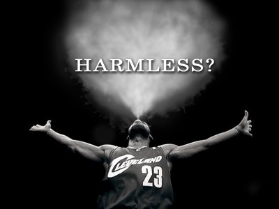Best LeBron Harmless