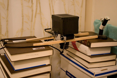 DIY enlarger