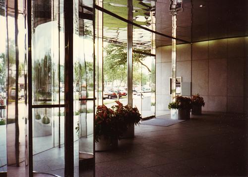 Corporate Building Lobby