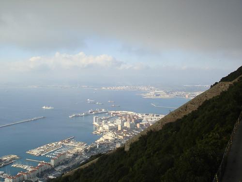 Spain From Gilbraltar