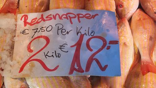 Redsnapper