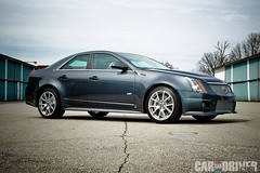2009 Cadillac CTS-V Automatic (Car and Driver) Tags: usa sports america sedan unitedstates michigan unitedstatesofamerica detroit performance cadillac domestic american tune tuner saloon sporty caddy caddilac supercharged catera ctsv cts cady tuned caddillac cadilac highperformance 4door fourdoor caillac vseries usdm caterra cadilla cadllac adillac cadillc cattera cdillac cateratouringsedan