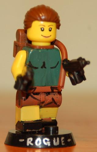The Lady Lara Croft