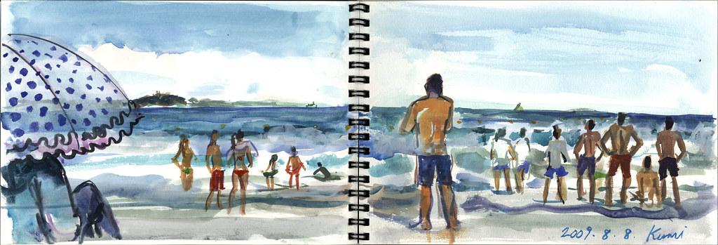 Chigasaki beach-3