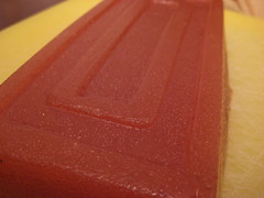 block of quince paste