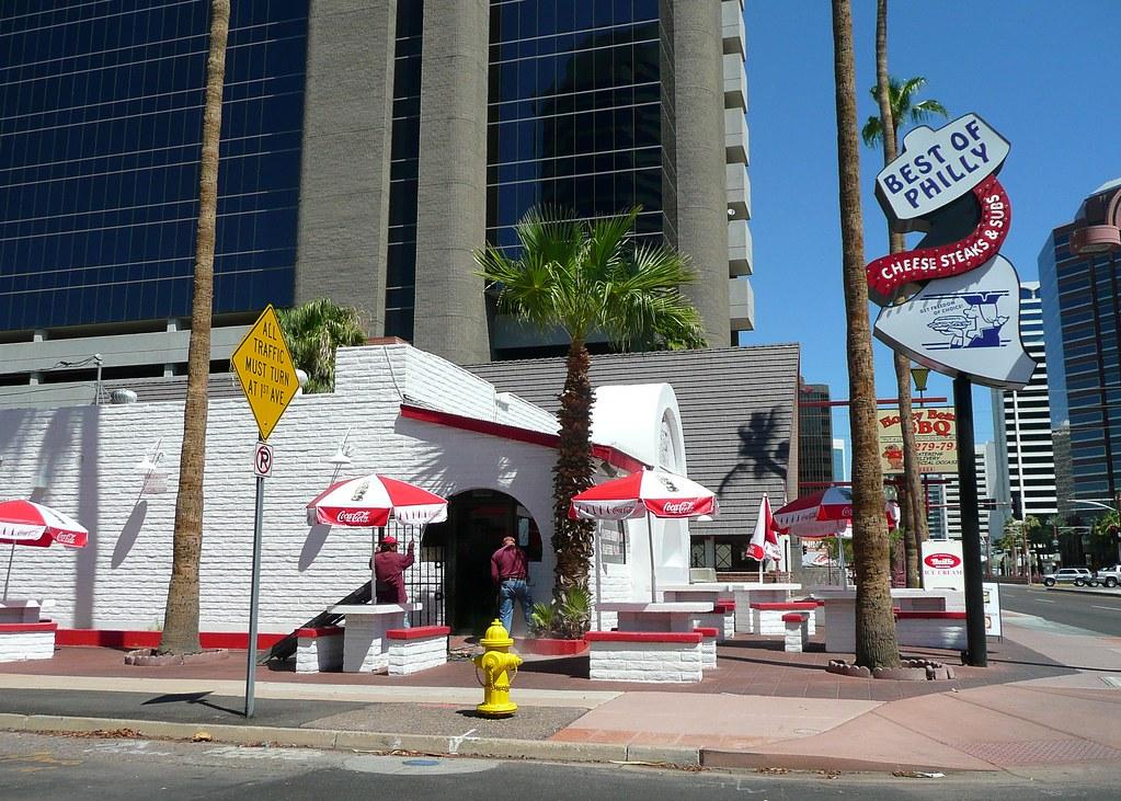 Phoenix, AZ Old Taco Bell