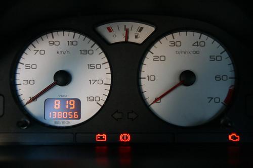 [SRDT - 31] Et voila, elle a passé les 200 000 Km ! 3837814992_248ef12828